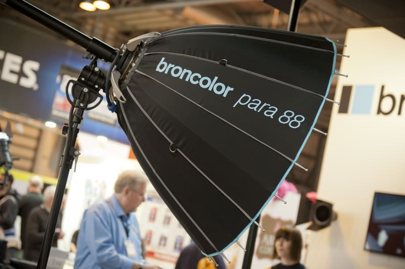 Broncolor at Focus on Imaging 2013 at Birmingham NEC