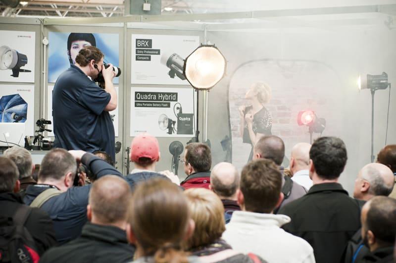 The Flash Centre at Focus on Imaging 2013 at Birmingham NEC