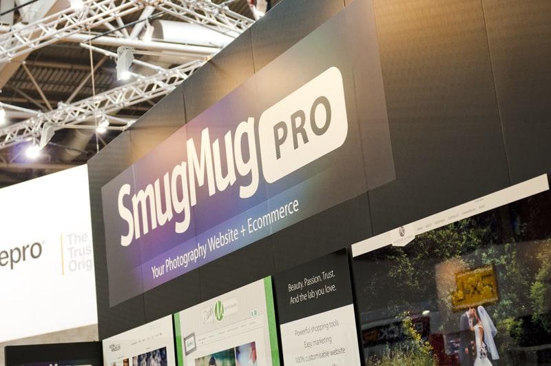 SmugMug at Focus on Imaging at Birmingham NEC