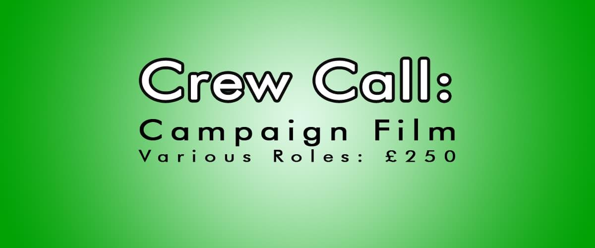 Crew Call - Catsnake