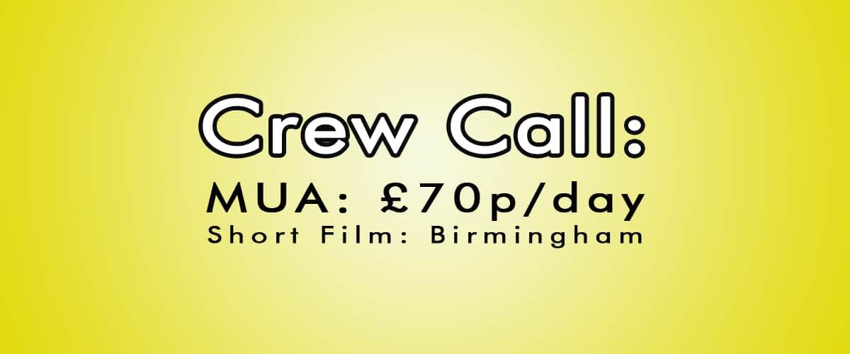 Casting Calls Birmingham / Crew Calls Birmingham