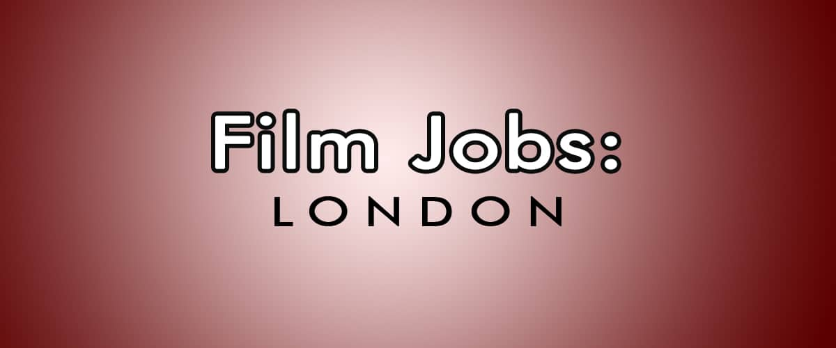 Film website writing jobs