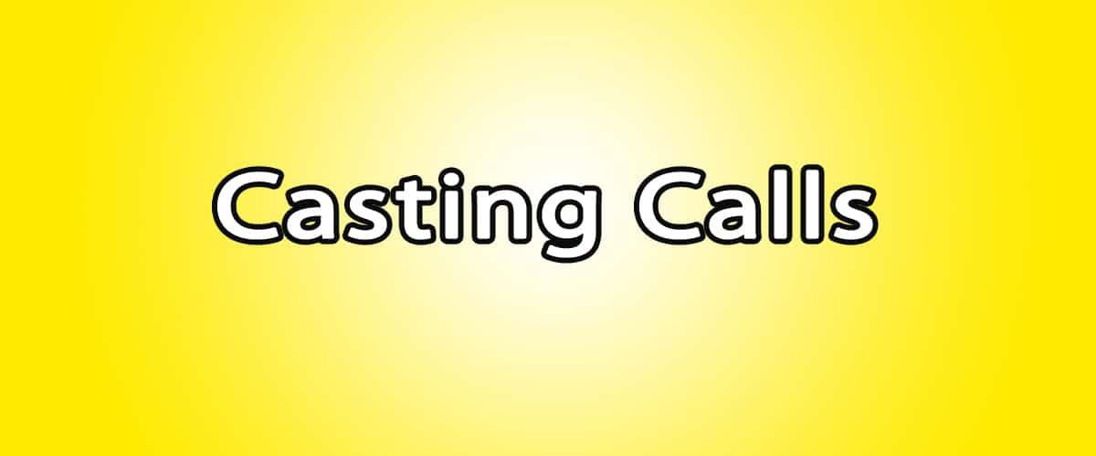 Paid Casting Calls 2013