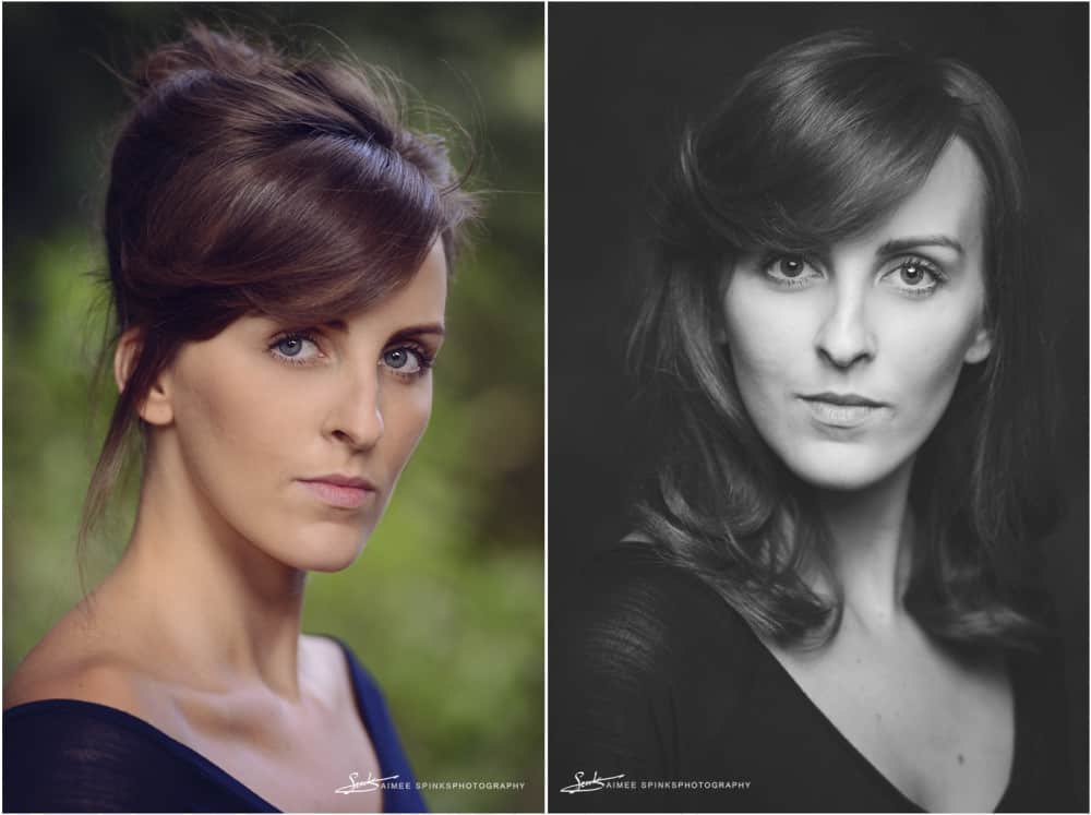 Actor Headshots Studio Photography Vs Natural Light Aimee Spinks Photography