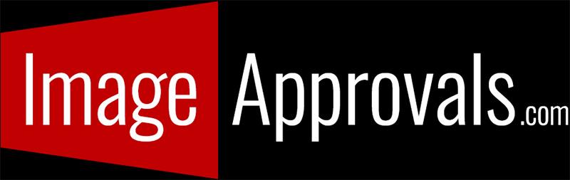 Logo for online photo approvals app Image Approvals
